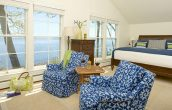 Camden Maine Cottage Rentals room overview