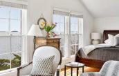 Camden Maine Cottage Rentals room overview