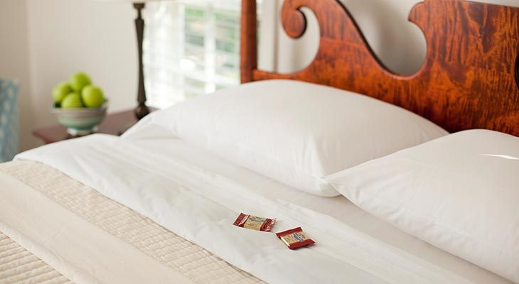 Lincolnville bed and breakfast, May Sarton Room