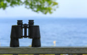 Enjoy a relaxing view of the ocean at our Camden, Maine bed and breakfast