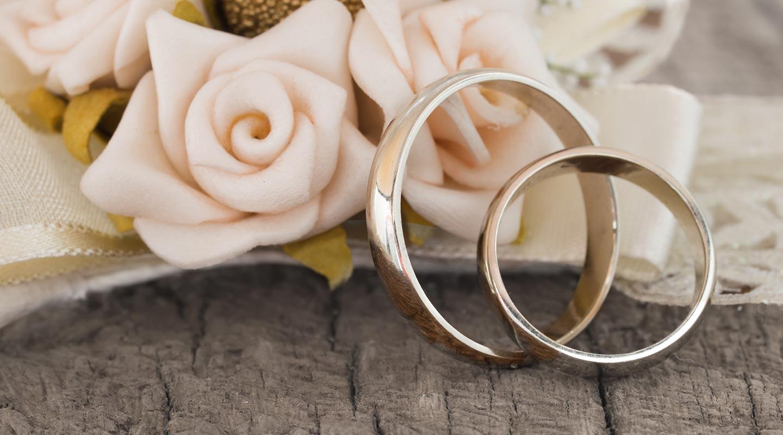 Elope in Camden Maine rings
