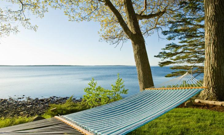 oceanfront property in Camden, Maine