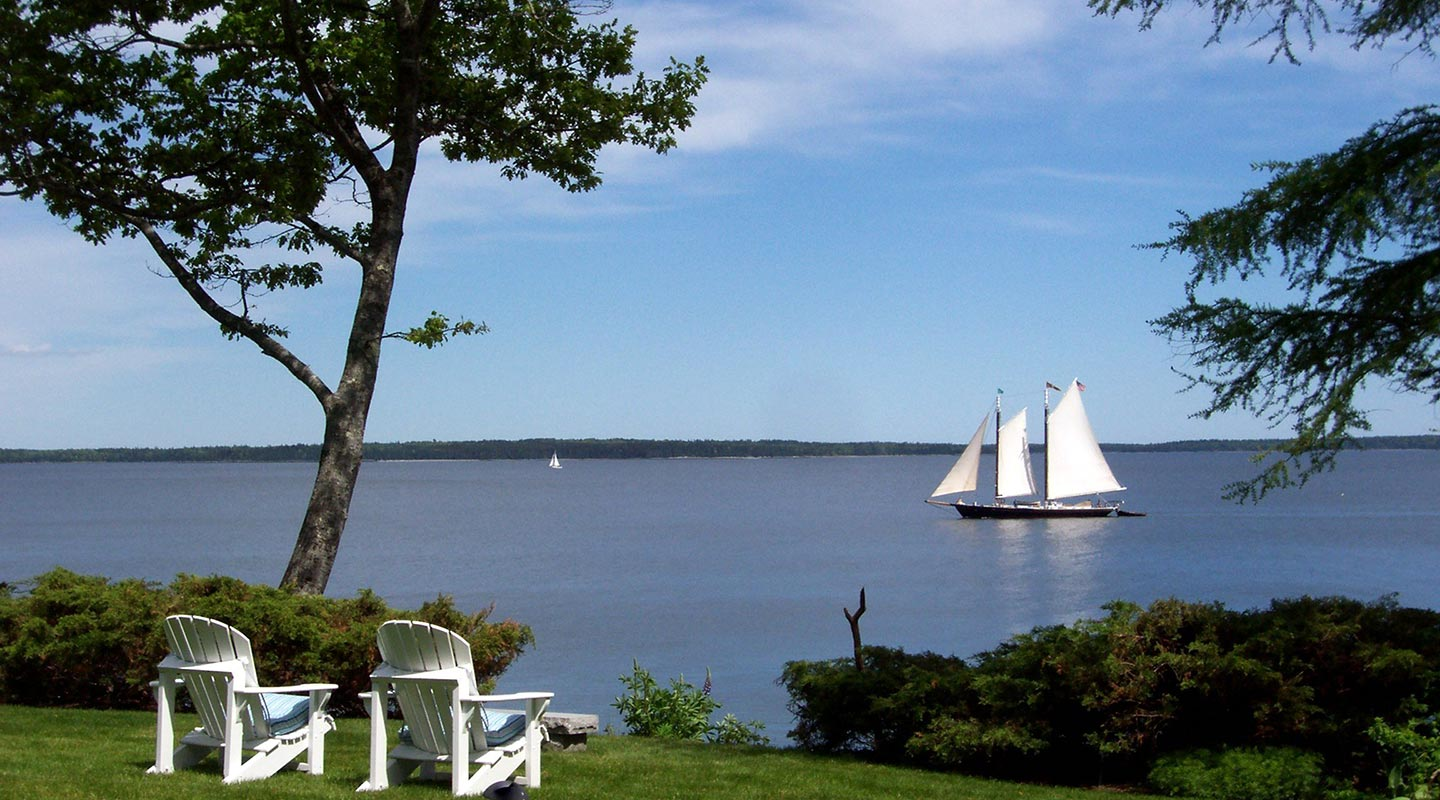 Antique schooner cruises in Maine