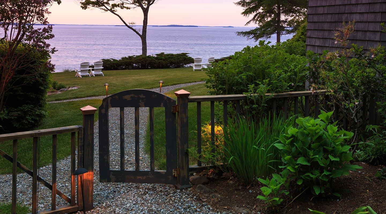 Oceanfront Camden, Maine Bed and Breakfast