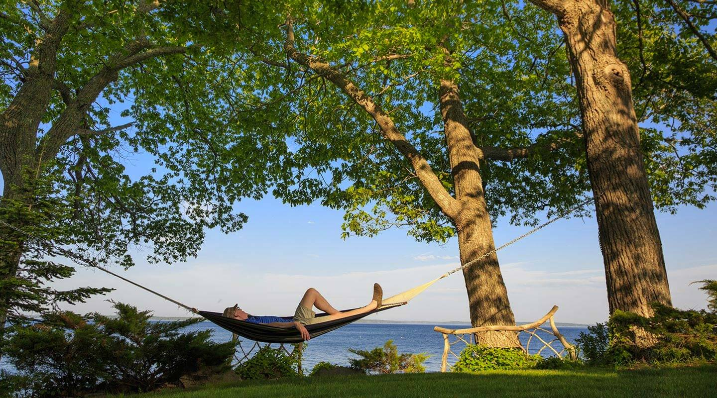 Relax and enjoy a Camden Maine vacation package