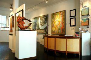 Art Gallery Rockland Maine