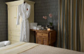 massage spa at the inn