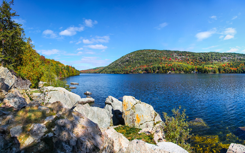 Day Trip in Maine to Acadia National Park