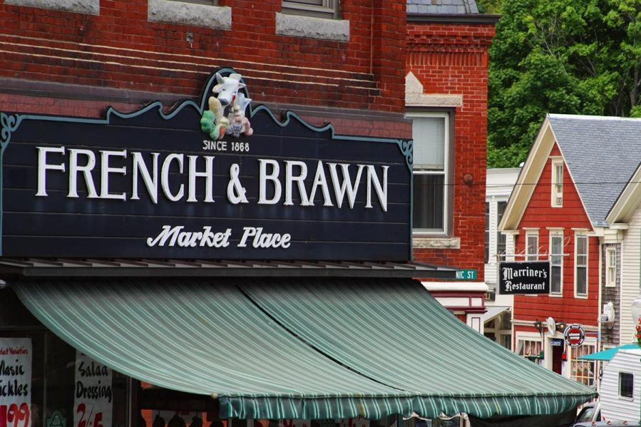 French & Brawn Market Place - One of the Fun Things to Do in Camden