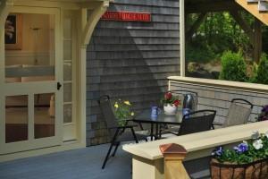 Garden House Suite
