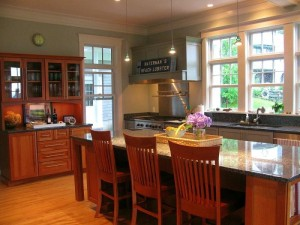 Kitchen Tour in Maine
