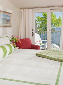 New luxury suites and loft
